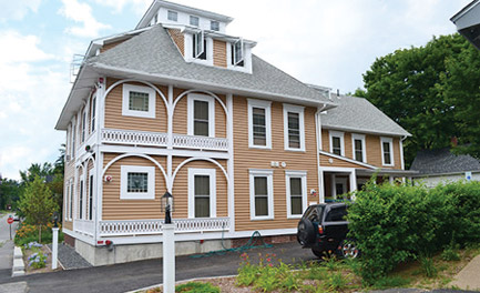 Fellowship Housing Apartments - Jackson Street